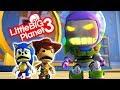 Toy Story Woody Sonic VS Evil Buzz Lightyear LittleBigPlanet 3 EpicLBPTime