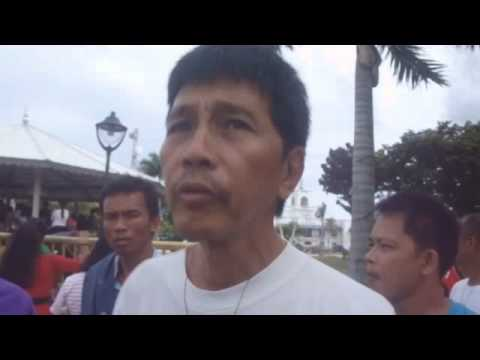 Interview with voter registering for SK and barangay elections