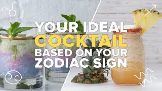 Download Your Ideal Cocktail Based on Zodiac Sign Video
