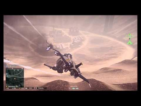 PlanetSide 2 Closed Beta insane fly skills