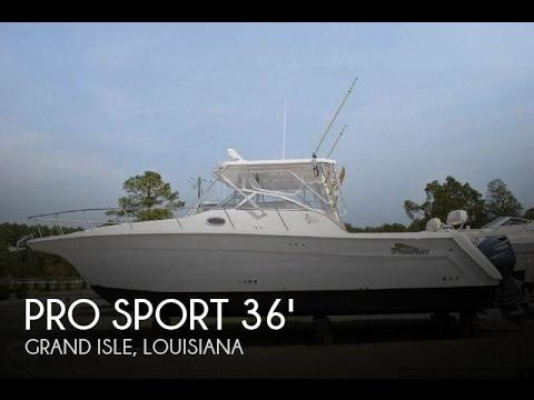 [SOLD] Used 2007 Pro Sports 36 Prokat Sportfish in Grand Isle, Louisiana