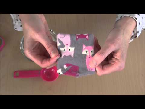 How To Make Hand Warmers - Easy to Make (Can Be Used As A Cold Pack Too!)
