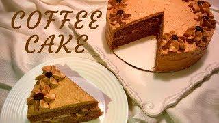 Coffee Cake- Easy coffee cake recipe