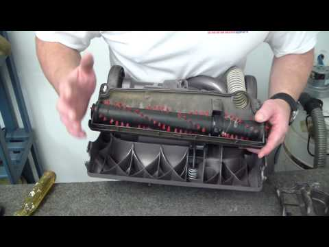 How to change the belt on a Dyson DC14 Vacuum Cleaner