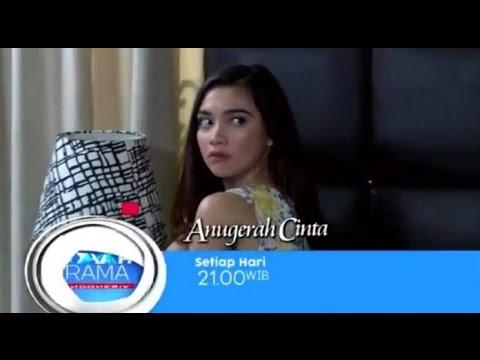 Anugerah Cinta RCTI 21 Desember 2016 : Kinta Kaget, Naura Pergoki Dia Menyusui Anaknya?