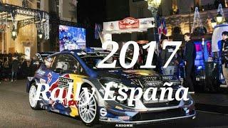 WRC 2017 Rally Racc Catalunya España Music Video