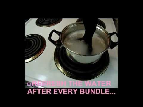 Virgin Hair Reviving - Boiling Method - Tutorial - Ella Hair Products