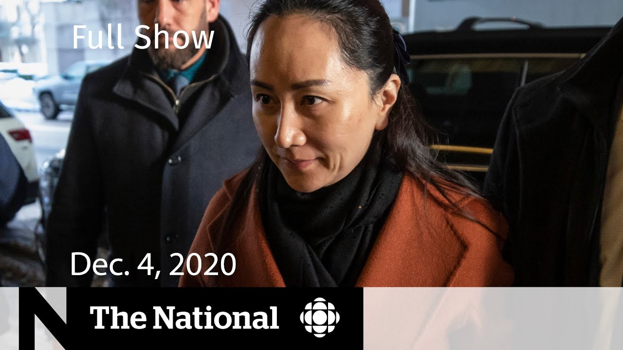 CBC News: The National | Canadian detainees could be affected by Meng Wanzhou plea deal| Dec. 4, 202