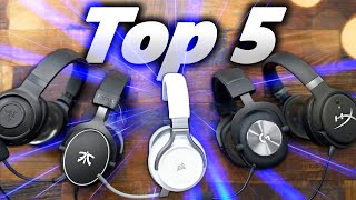 Top 5 Gaming Headsets 2019!