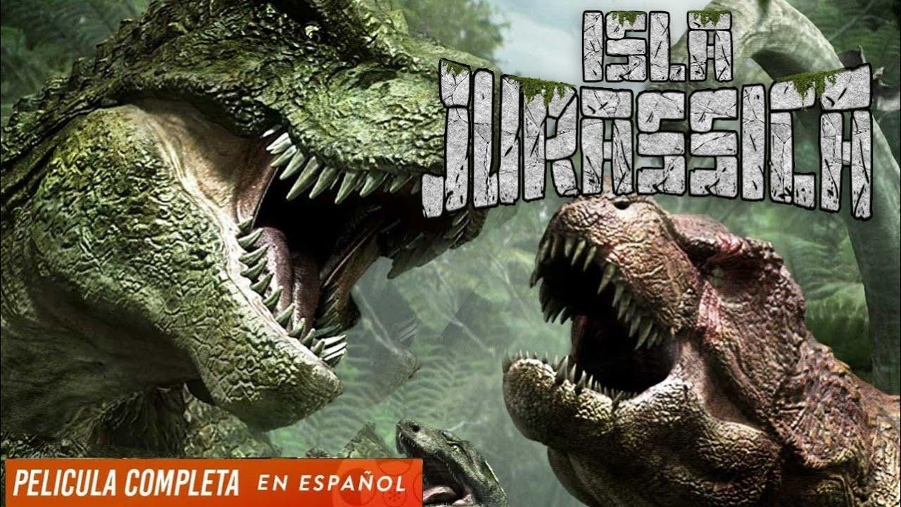 Isla Jurassica - Accion - Ver Peliculas En Español