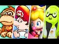 Evolution Of Baby Characters In Nintendo Games 1982 2019