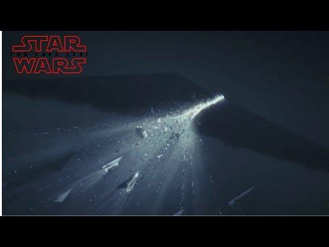 Admiral Holdo's Lightspeed Sacrifice (10 seconds of quiet)