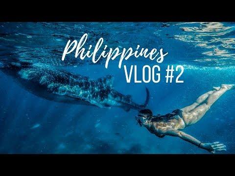 LOVE LIFE PASSPORT | Philippines Vlog #2 🇵🇭 | WHALE SHARK, MALAPASCUA ISLAND, CEBU