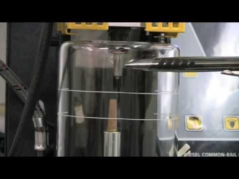 Cummins Injector Testing