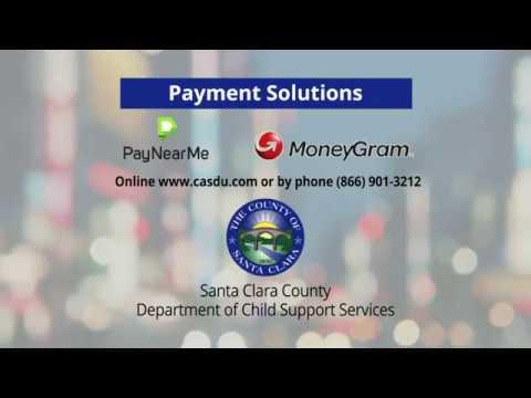 Santa Clara County Child Support MoneyGram ENGLISH