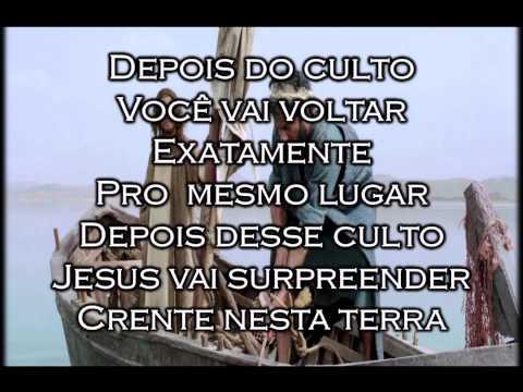Samuel Mariano - Depois do Culto ( Com Letra )