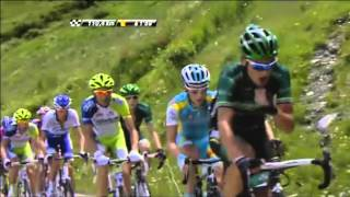 Tour De France 2012- Stage 11 Highlights (Courtesy: ASO)