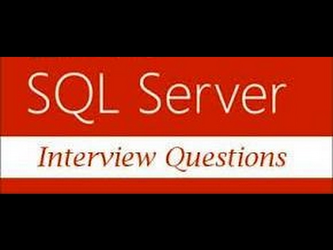 SQL Interview question 3 Types of Constraints in SQL Server