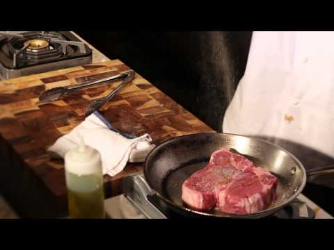 Frying Thick Steak in the Oven : Great Dinner Recipes