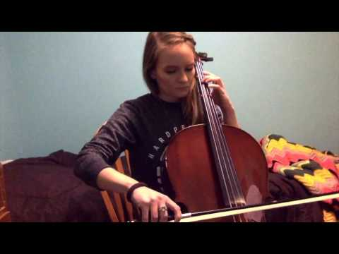 Learning To Play The Cello In 30 Days - part 3