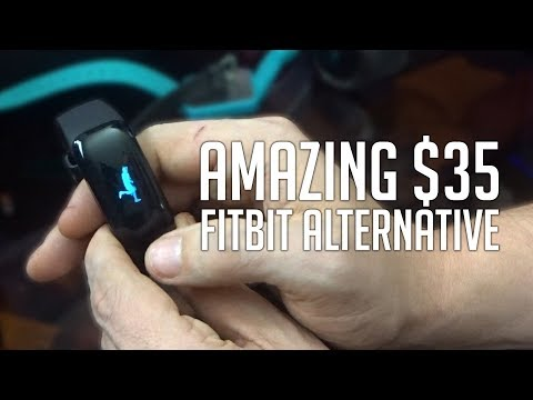 Review: Amazing $35 Activity Tracker