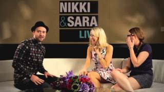Justin Timberlake Surprises The Ladies of Nikki & Sara LIVE