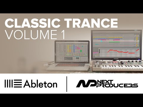 Classic Trance Ableton Project Vol. 1