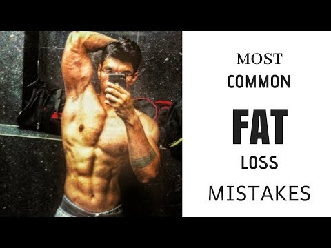 WORST FAT LOSS MISTAKES | Worst Fat Loss Mistakes | Weight Loss Mistakes | WEIGHT LOSS MISTAKES