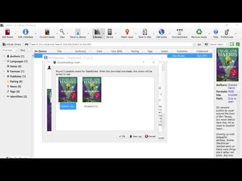 How to use Calibre for Managing e-books