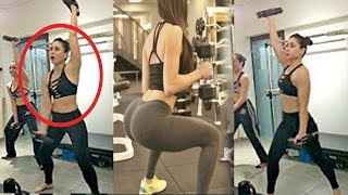 Download Kareena Kapoor Khan STEAMIEST Gym Workout Will Raise Your Temperature | FWF Video