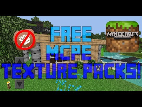 How to get Minecraft PE texture packs for free iOS [iPhone, iPad, iPod touch]