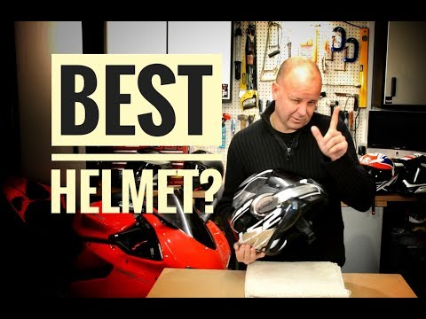 Best type of motorcycle helmet?