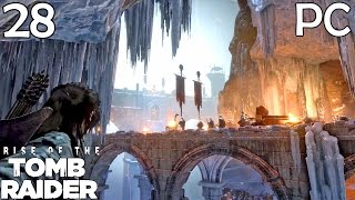 Rise Of The Tomb Raider Walkthrough Part 28 - The Orrery & Hall Of Guardians