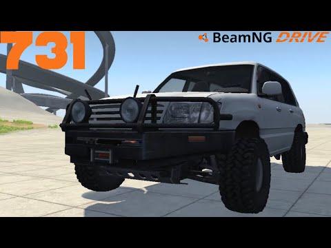BEAMNG DRIVE #731 I GL83 I Let's Play BeamNG Drive mit GCG [Alpha] [HD]