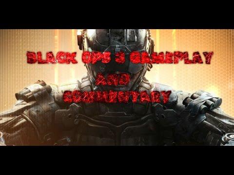 Black Ops 3 Commentary! ILLUMINATI CONFIRMED!