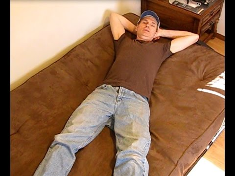 How to assemble a DHP Aiden Futon