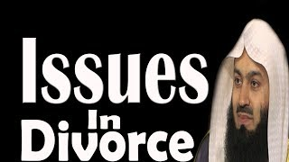 Triple Talaq By Text Message Along With Important Issues Regarding Divorce | Mufti Menk