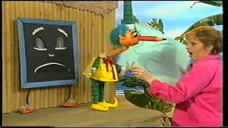 Mr Squiggle- The Bottle