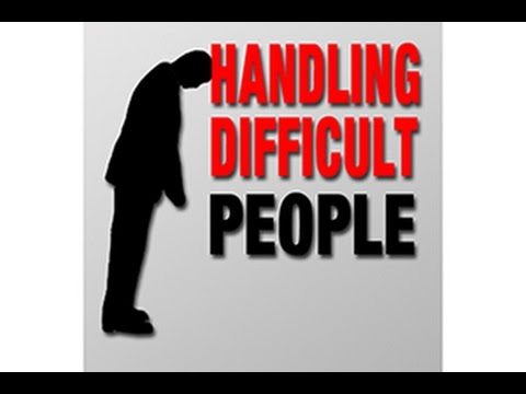 Handling Controlling Manipulative People - By Pastor Delbert Young