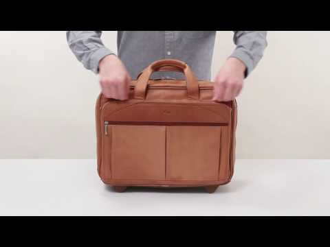 Walker Leather Rolling Case - D529