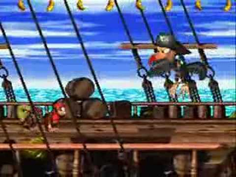 Krow's Nest in Pirate Panic