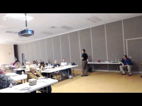Creating a hangout at Copper Mountain College with SCORE
