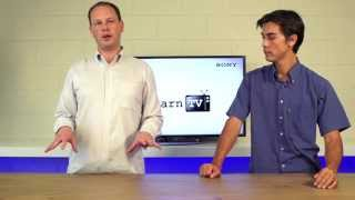 Sony LearnTV. HDR-AX100, Xperia Z2 and why capture in 4K