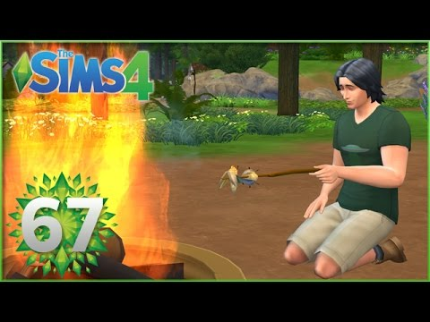 Sims 4: Roasted Beetles for Breakfast! - Episode #67