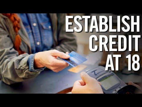 How To Build Credit | ESTABLISHING CREDIT AT 18 YEARS OLD