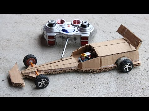 Amazing DIY F1 Racing Car || How to Make