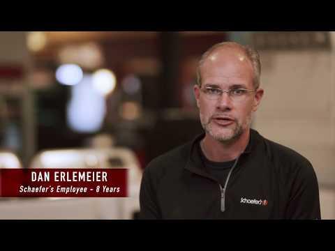 Meet Schaefer's Sales Expert, Dan Erlemeier- Frigidaire Appliances