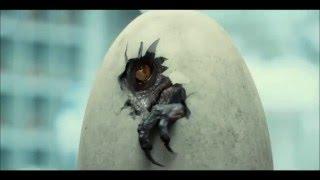 Jurassic World - Baby Indominus Rex Scene (1080p)
