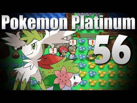 Pokémon Platinum - Episode 56 [Shaymin Event]