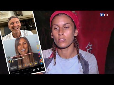 Wafa interdit de Koh Lanta, embrouille avec Claude - Interview par Denis Brongiart